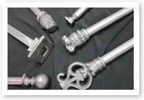 New Line of Iron Finials